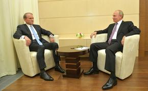Украинская прокуратура собирается арестовать кума Путина