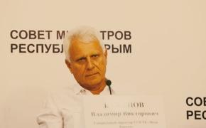 Директор «Вода Крыма» официально ушел по собственному желанию