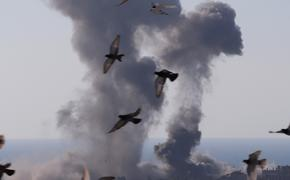 Израиль в пятницу нанес удары по подземным пусковым установкам ХАМАС в секторе Газа