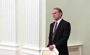 Песков рассказал об отношении Путина к украинскому политику Медведчуку