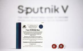 Жителей Индии начали прививать российской вакциной «Спутник V»