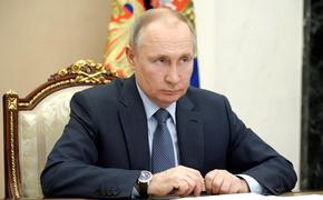 Путин считает, что Украину превращают в «Антироссию»