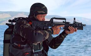 Россия продала за рубеж партию подводного оружия для спецназа