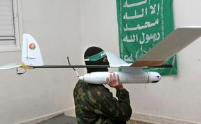 Боевики ХАМАС атаковали с воздуха израильский химзавод