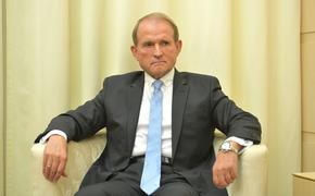 В СНБО Украины не исключили, что Киев может обменять Медведчука на осужденных в России украинцев