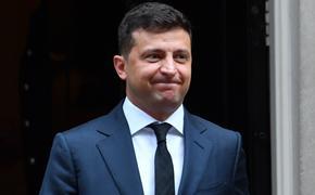 Партия Порошенко требует от Зеленского «немедленно выселиться» из государственной резиденции