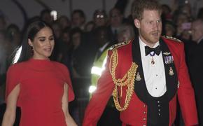 The Times: в Букингемском дворце порекомендовали принцу Гарри и Меган Маркл отказаться от титулов
