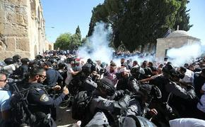 Эксперты называют причины обострения палестино-израильского конфликта