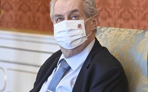 Президент Чехии оценил решение российского правительства внести «бывших друзей» в список недружественных стран