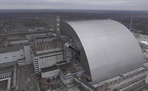 Что происходит с радиоактивной лавой под реактором в Чернобыле