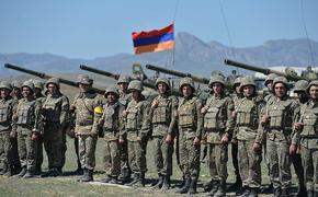 ВС Армении оставляют за собой право решить ситуацию на границе с Азербайджаном силовым путем