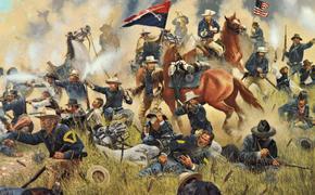 Война за Чёрные Холмы была последним крупным конфликтом между индейцами и США