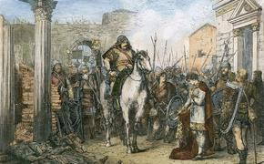 «Германца в короли Италии!» Как Одоакр подчинил себе всю Западную Римскую империю