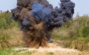 Военнослужащие ВСУ подорвались при установке противопехотных мин