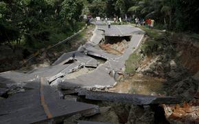 Глобальное потепление вызовет землетрясения