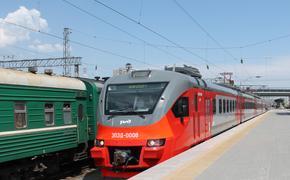 14 июня пригородные поезда в Волгоградской области пойдут по графику выходного