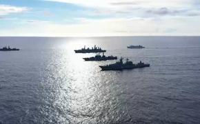 ВМФ РФ отрабатывает борьбу с вероятным противником одновременно в Арктике и в Тихом океане