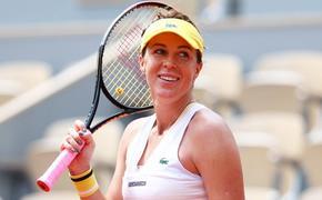 Анастасия Павлюченкова: «Перед турниром не рискнула бы утверждать, что могу дойти до финала»