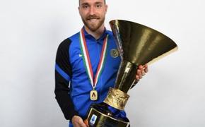 Матч сборных Дании и Финляндии на Евро-2020 прерван из-за потери сознания датским полузащитником Эриксеном