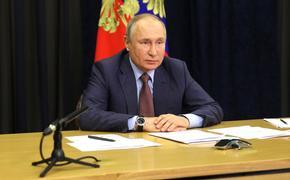 Президент Путин ожидает в России хороший урожай в нынешнем году