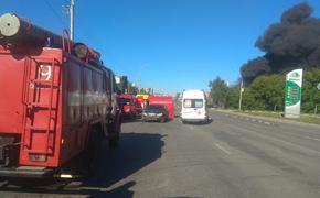 Шестеро пострадавших в результате пожара на АЗС в Новосибирске оказались в реанимации
