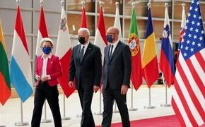 Что может стоять за решением ЕС и США об усилении координации действий по сдерживанию России