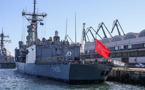 Avia.pro: Турция направила к границам России военный корабль на фоне появления в Черном море судов США и Великобритании