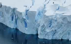 Ученые обеспокоены ускоренным таянием ледника Пайн-Айленд в Антарктиде