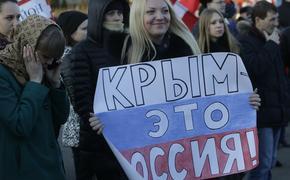 Киевский журналист Дмитрий Гордон: Украина «тупо сдала» Крым России в 2014 году