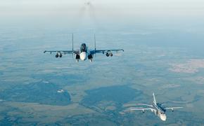 Sohu: российские истребители отогнали F-35 от бомбардировщиков Ту-160 во время полета над Балтикой