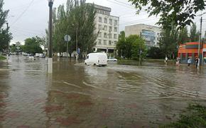 Почти две тысячи человек эвакуировали в Крыму из-за ливней