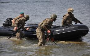 Военкор Стешин: в случае полномасштабного наступления в Донбассе армия Украины может высадить десант на юге ДНР