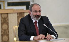 Сторонники Пашиняна собрались на площади Республики в Ереване