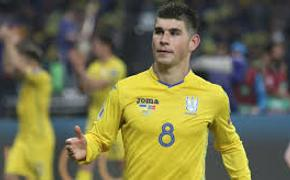 Украина только на 3 месте, Австрия на 2-ом - 0:1