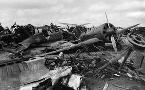 22 июня 1941 года Северо-Западный фронт потерял более двух третей истребителей