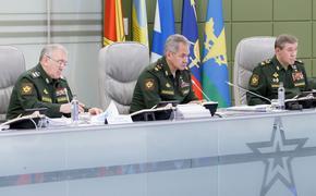 Шойгу поставил задачи по борьбе с паводком в Крыму, Булгакову поручено руководство на месте