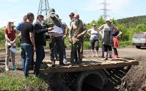 Дачные участки, расположенные вдоль рек Иркут и Ушаковка, страдают от подтоплений