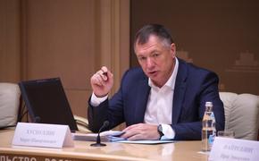 Хуснуллин предложил заменить на стройках мигрантов на пенсионеров