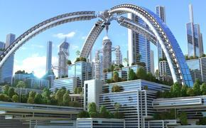 Город будущего: улицы из мечты фантастов