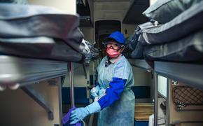 В «РЖД» привито более 333 тысяч сотрудников