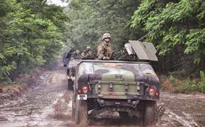 Пресс-служба украинской морской пехоты изрядно насмешила своей информацией о сухопутной фазе натовских учений «Си бриз»