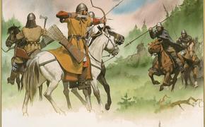 Славянская империя аваров
