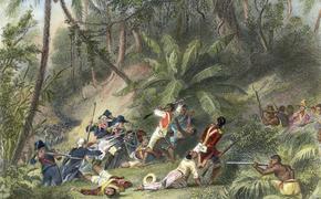Гаитянская революция конца 18 века привела к кровавой резне белых