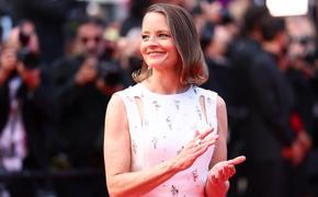 Американской актрисе Джоди Фостер вручили почётный приз 74-го Каннского фестиваля
