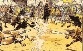 Франсуа Равальяк за убийство Генриха IV был подвергнут мучительным пыткам