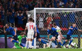 Италия - чемпион Евро, Англия не сломала защиту «Скуадры Адзурры»