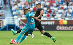 «Зенит» в 5-й раз становится обладателем Суперкубка России с «Локомотивом» 3:0