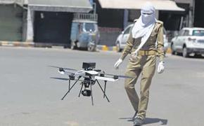 Индийцы задействовали роботов для борьбы с пандемией