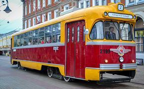 Транспорт в Нижнем Новгороде будет прирастать трамваями и метро