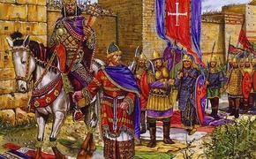 Славянский рок Византии